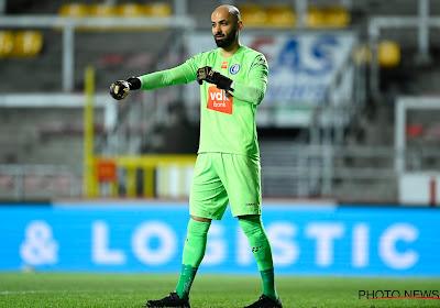 """Petite frayeur pour Bolat avant le match face à Malines : """"Le doigt s'est disloqué"""""""