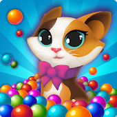 Bubble Popper Kitten