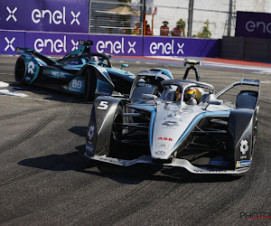 Stoffel Vandoorne wordt achtste in Formula E-race Londen, winst voor thuisrijder Jake Dennis