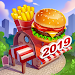 Crazy Chef: Craze Fast Restaurant Cooking Games Icon