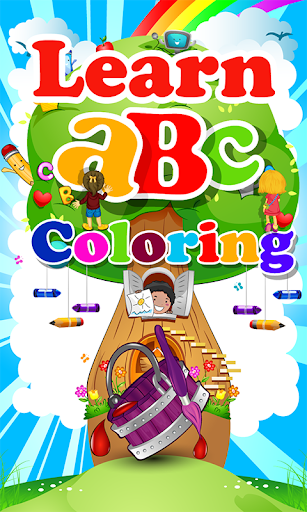 Learn ABC Coloring