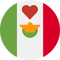 Mexican Dating App and Chat Free icon