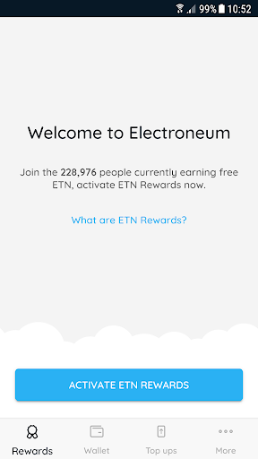Electroneum 4.5.0 screenshots 1