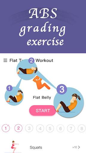 Flat Tummy Workout 1.0.1 app download 4