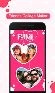 Friends Collage Maker - náhled