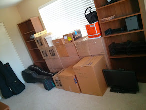 Photo: Office Ready to Move