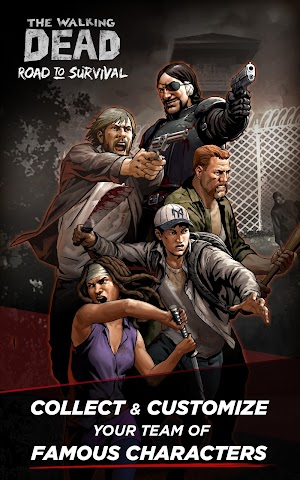 android Walking Dead: Road to Survival Screenshot 4