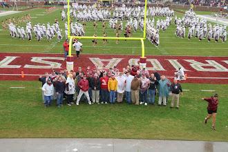 Photo: FSU vs Boston College: Senior Day, Burt Reynolds Appreciation Day, and the 1973, 74, & 75 Football Teams Reunion.
