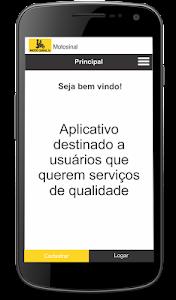 Moto Sinal - Cliente screenshot 2