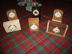 Photo: Another friend wanted clocks for everyone at her new office...