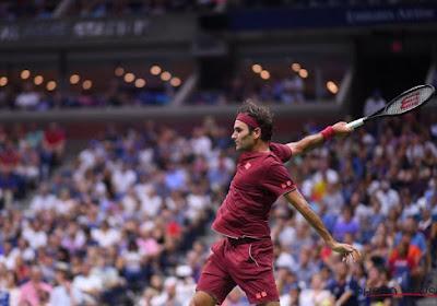 Roger Federer passe en huitième de finale à Paris-Bercy sans faire le moindre effort