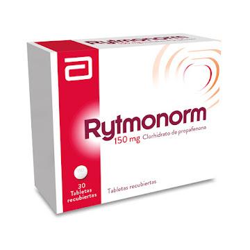 Rytmonorm 150Mg Tabletas