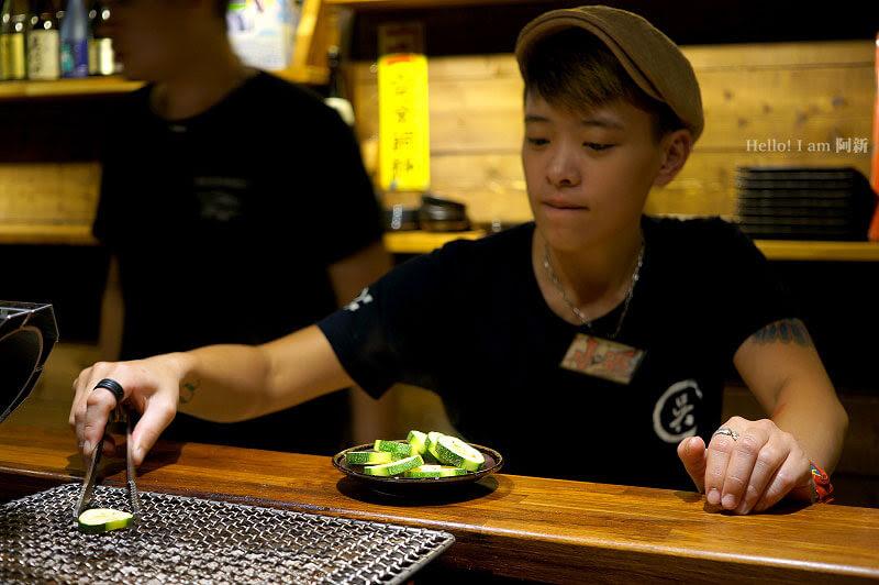 台北燒肉店,吳桑燒肉-12