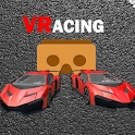 VR racing icon