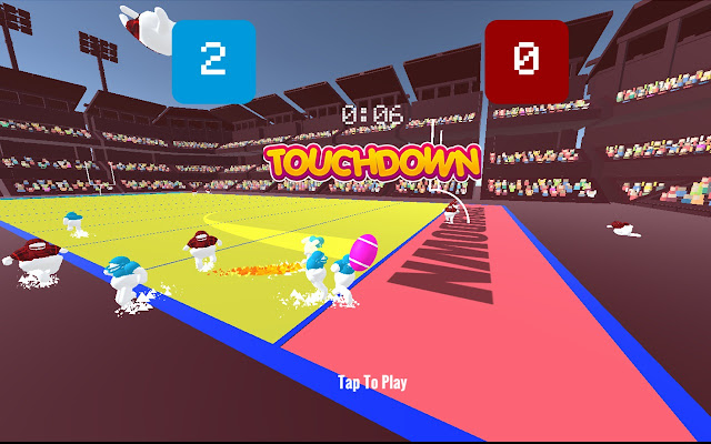 Rugby.io Ball Mayhem Unblocked