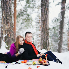 Wedding photographer Maksim Arinin (maximarinin). Photo of 16.02.2016