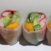 Crystal Roll (4pcs No Rice)