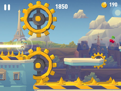 Smashing Rush : Parkour Action Run Game  captures d'u00e9cran 24