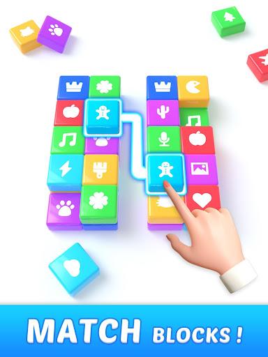 Block Blast 3D : Triple Tiles Matching Puzzle Game apkdebit screenshots 7