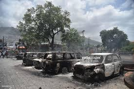 U.S Embassy in Haiti warns Americans to 'shelter in place' as violent protests escalate