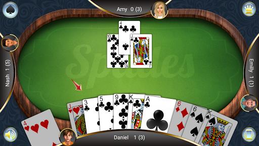 Spades: Card Game filehippodl screenshot 1