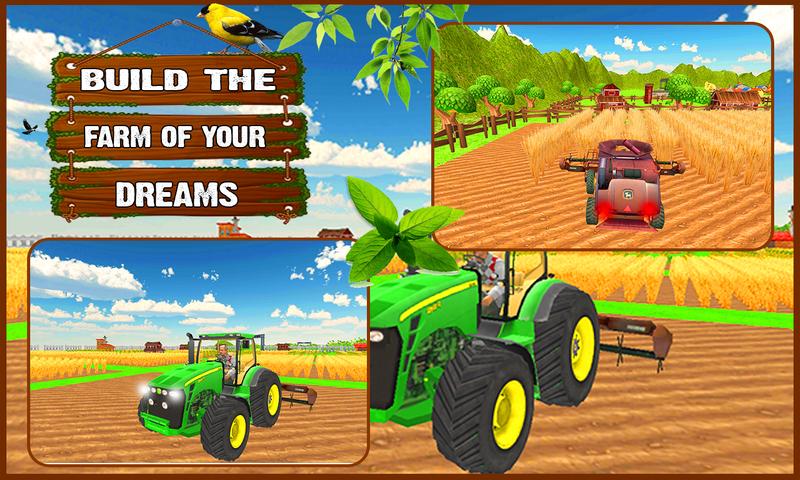 android Farm Construction Simulator Screenshot 4