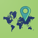 Places Been - Travel Tracking & Planning App icon