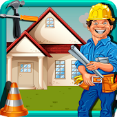 Kids Construction Worker Game