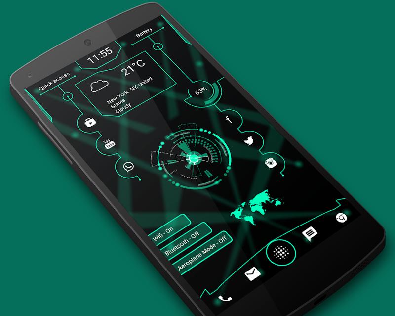 hi launcher apk free download