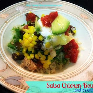 Salsa Chicken Bowl.