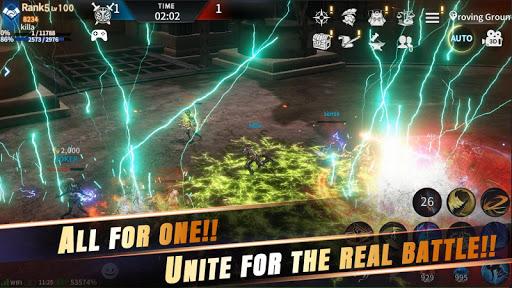 RebirthM 0.00.0043 gameplay | by HackJr.Pw 17