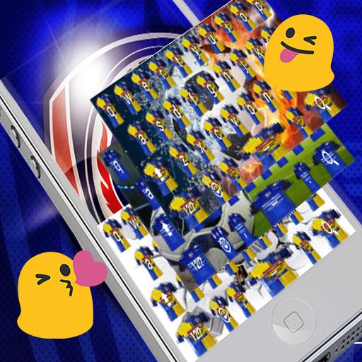 Arema Cronus Keyboard Emoji