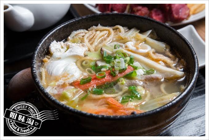 屏東南國咖啡鍋燒意麵