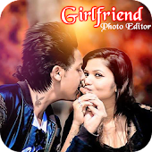 Girlfriend Photo Editor : Frame, Emoji, Text