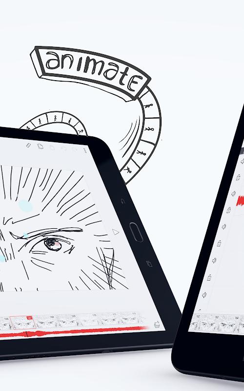 FlipaClip - Cartoon animation screenshots