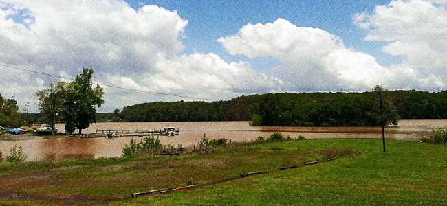 North Carolina's Catawba River