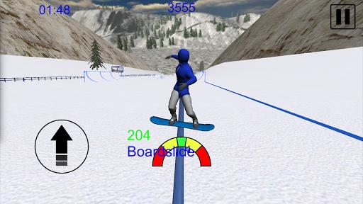 Snowboard Freestyle Mountain 1.09 Mod screenshots 2