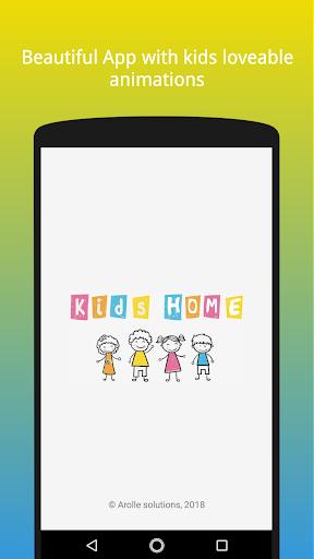 Kids Home (Kids Mode,  Launcher, Parental Control) 3.0 screenshots 1