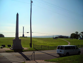 Photo: At Antietam National Battlefield, MD. (See http://www.nps.gov/anti/ and http://en.wikipedia.org/wiki/Antietam_National_Battlefield )