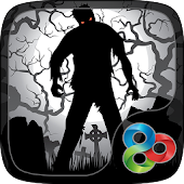 Zombie Theme for GO Launcher