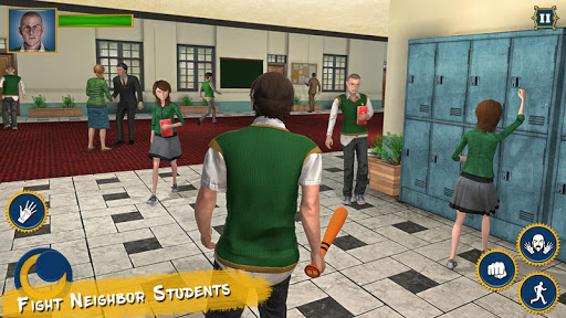 High School Bully Gangster 1.10 Cheat screenshots 1