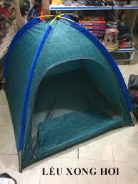Hình ảnh về lều xong hơi