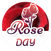Rose Day 2018 Wishes Greetings & Stickers