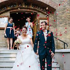 Wedding photographer Zalan Orcsik (zalanorcsik). Photo of 22.08.2017
