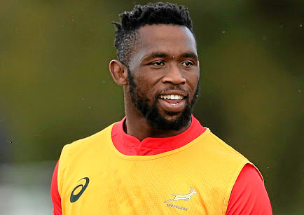 Springbok captain Siya Kolisi will be pushing his team for a rare win against the Wallabies at Brisbane's Suncorp Stadium. Picture: JONO SEARLE/GETTY IMAGES