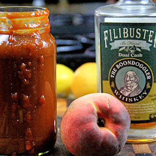 Peach-Bourbon BBQ Sauce.