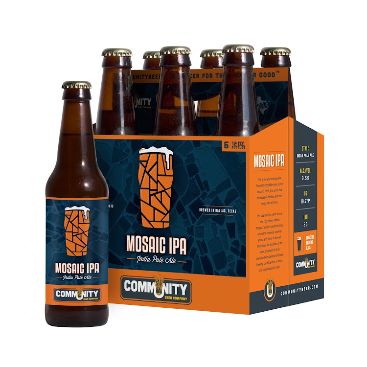 Logo of Community Mosaic IPA