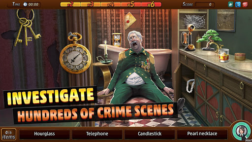 Criminal Case: Mysteries of the Past android2mod screenshots 6