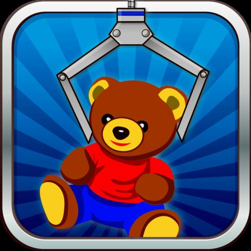 Teddy Bear Machine Prize Claw