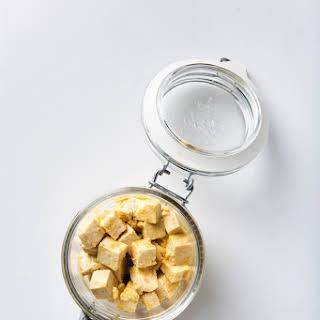 Tofu Feta Cheese.